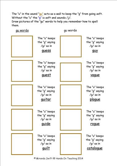 All Worksheets u00bb Dge Words Worksheets - Printable ...